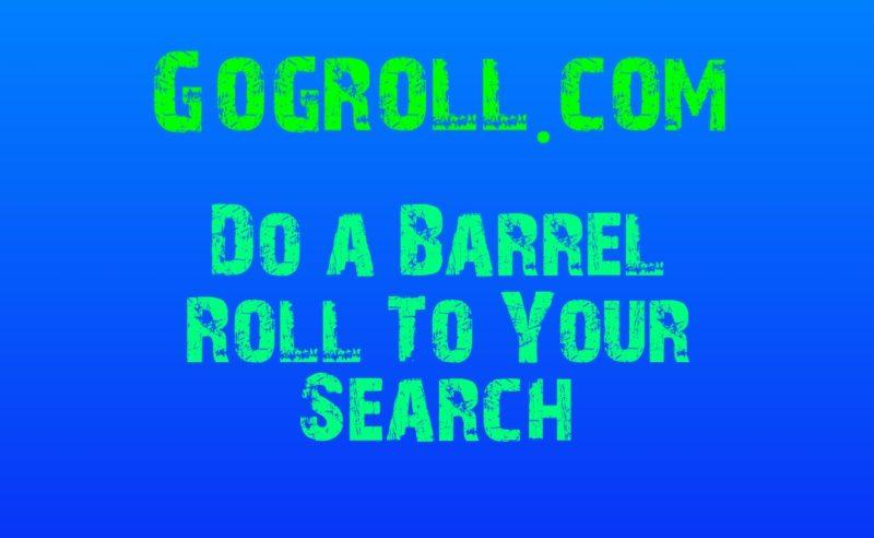 Barrel do roll times a 1000 Do a